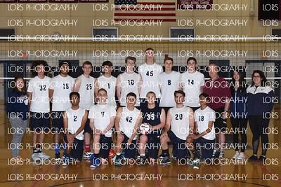 2017-4-24 Eastern HS Boys Varsity Volleyball