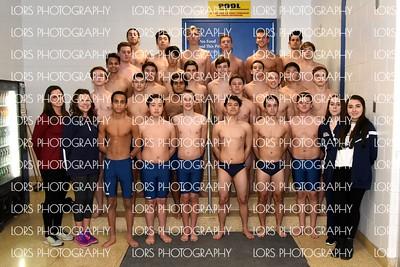 2018-1-19  Eastern HS Boys Swim Team