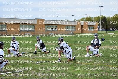 2019-04-25 Eastern Regional Fr Boys Lacrosse