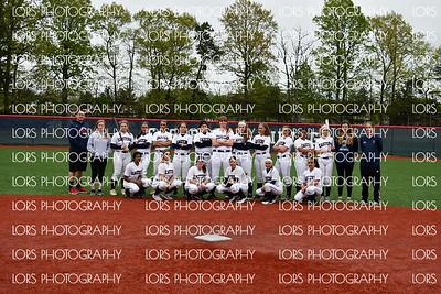 2019-5-1 Eastern Regional HS JV & V Softball
