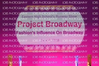 2019-6-6  Eastern HS    Fashion Show