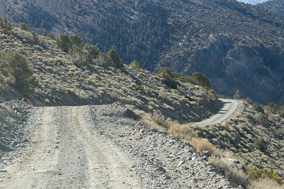 One of the roads we traveled. January 6, 2012 J6ES(7)