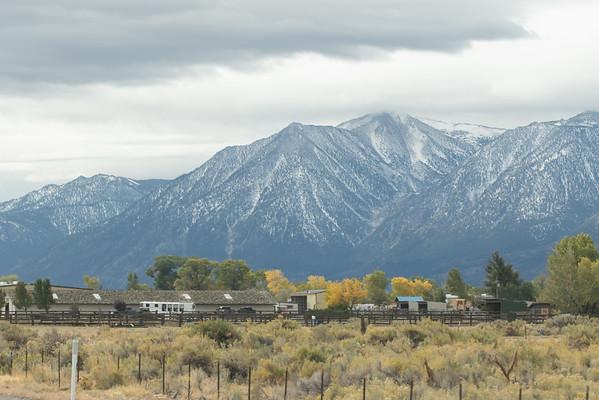 Eastern Sierra, October 2016