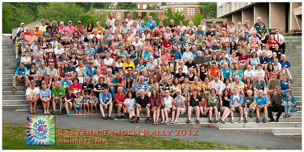 Eastern Tandem Rally  2012
