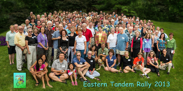 "ETR 2013 NJ group photo. This photo is sized to make a 5""x10"" or a 10""x20"" print. If you need a larger sized print please use the Contact button (upper right of the screen) to send me a note."