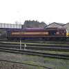 60045 'The Permanent Way Institution' was yard shunter for the day