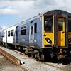 EMU Class 317 Carriage. Set No 317708 Vehicle 77055