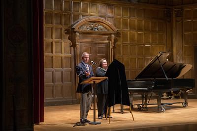 Eastman School of Music: Barry Snyder Studio - Alumni Piano Recital