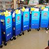 Eastport ES IB Book Carts