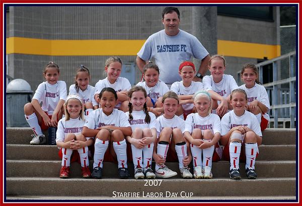 GU-11 Coach Brian Arnot 2007-2008