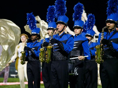 2018 Eastview Marching Band Festival