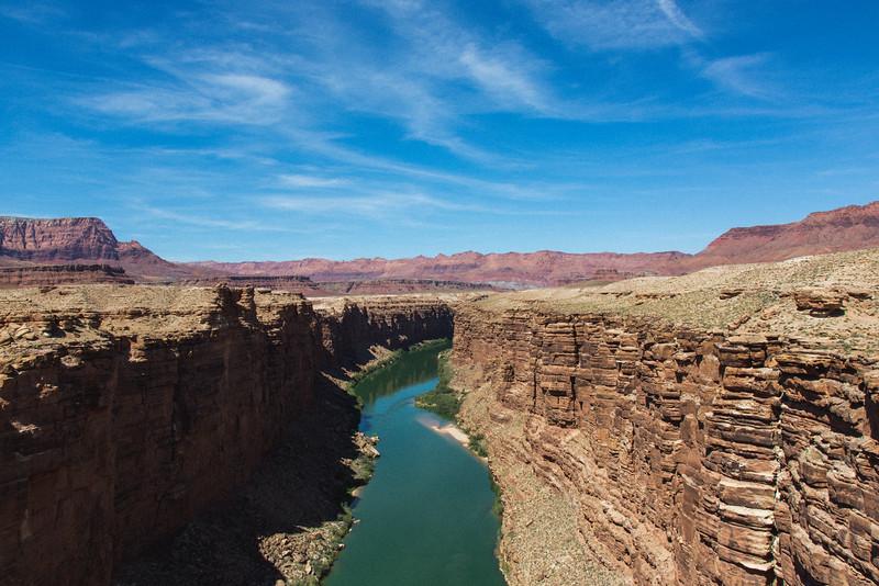 Colorado River, Marble Canyon, Az