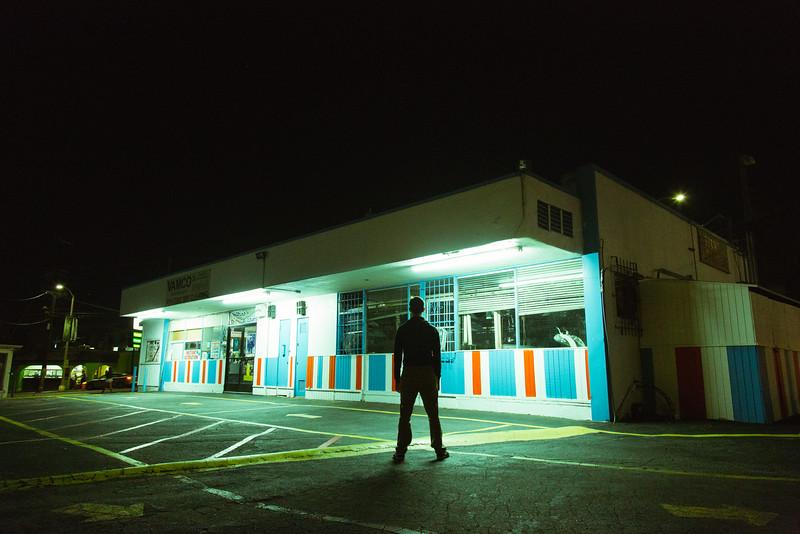 Laundromat, Los Angeles, Ca