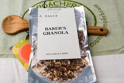 A. Baker granola