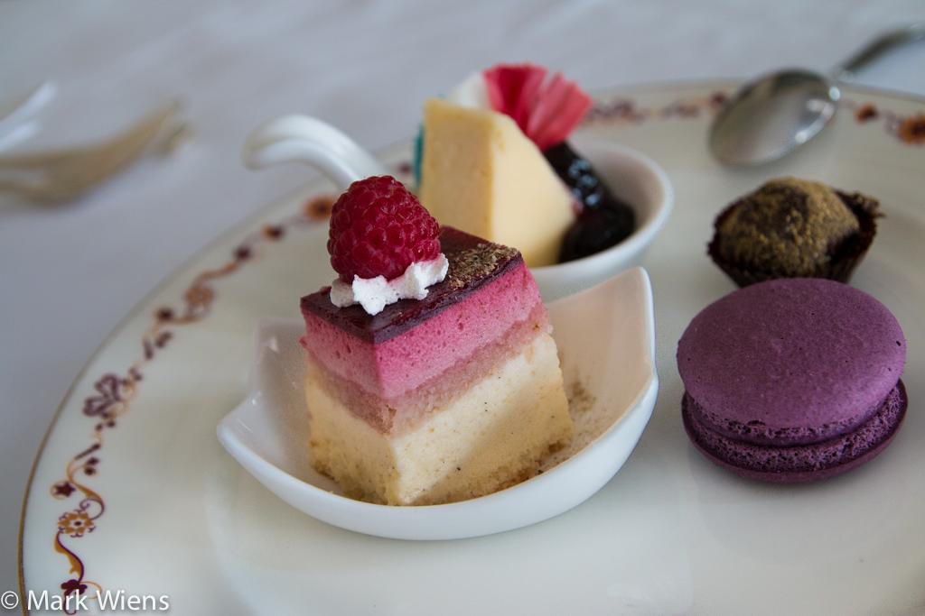 Desserts at Rang Mahal