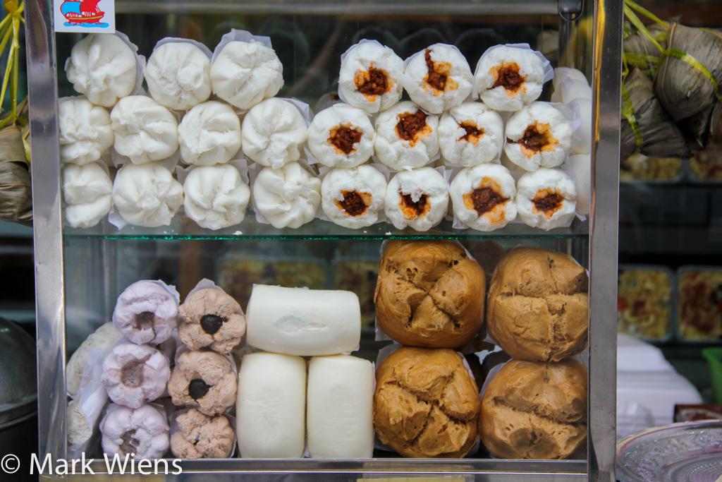 steamed buns
