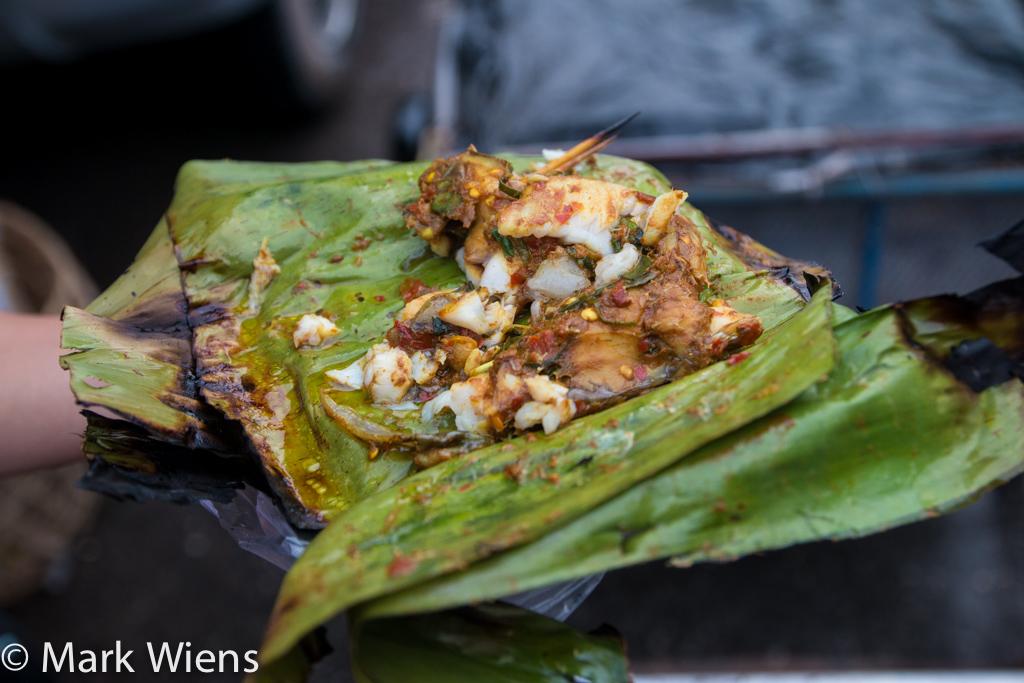 northern Thai breakfast