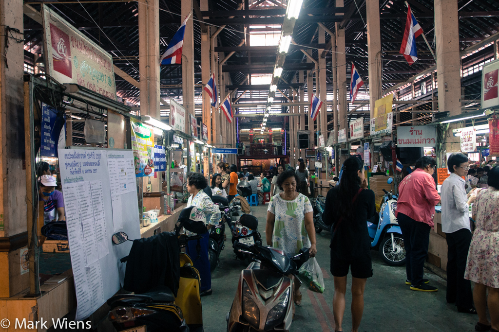nang leong market 18 X2 Nang Loeng Market   Food and History You Should Experience in Bangkok