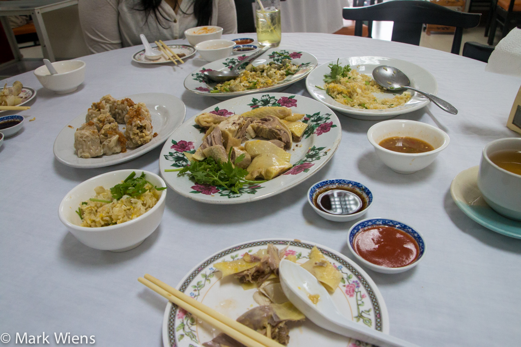 Authentic Teochew food in Bangkok