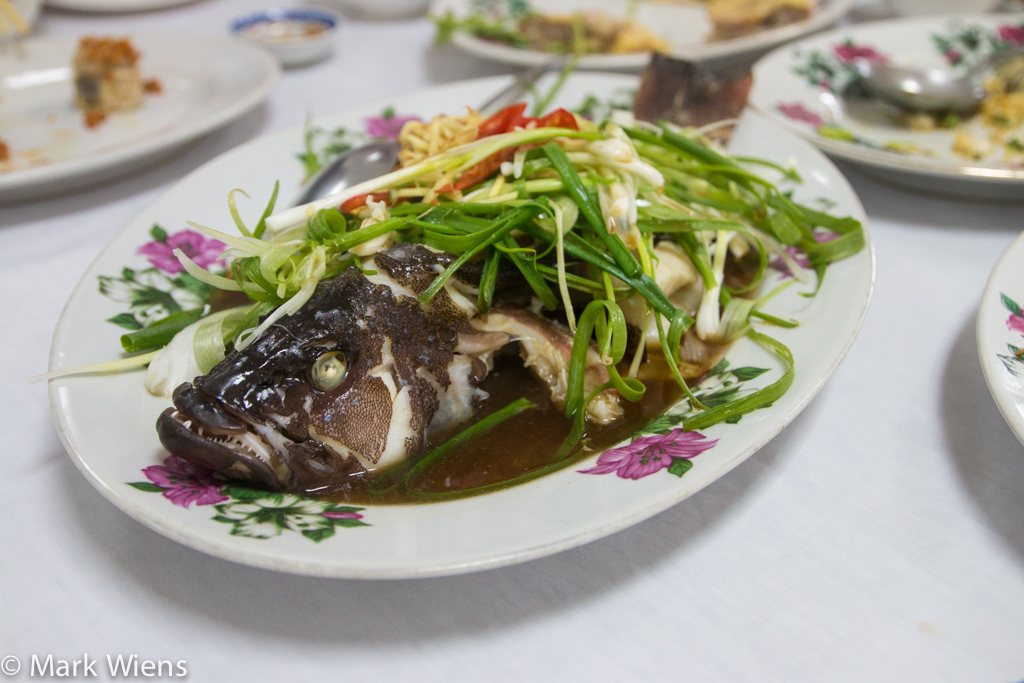 Teochew restaurant in Bangkok