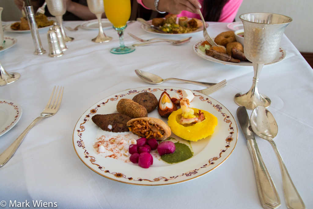 Indian food in Bangkok