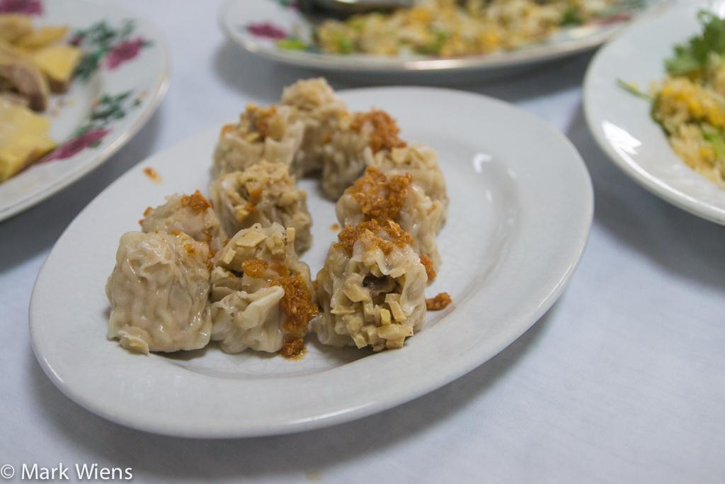 Teochew dumplings