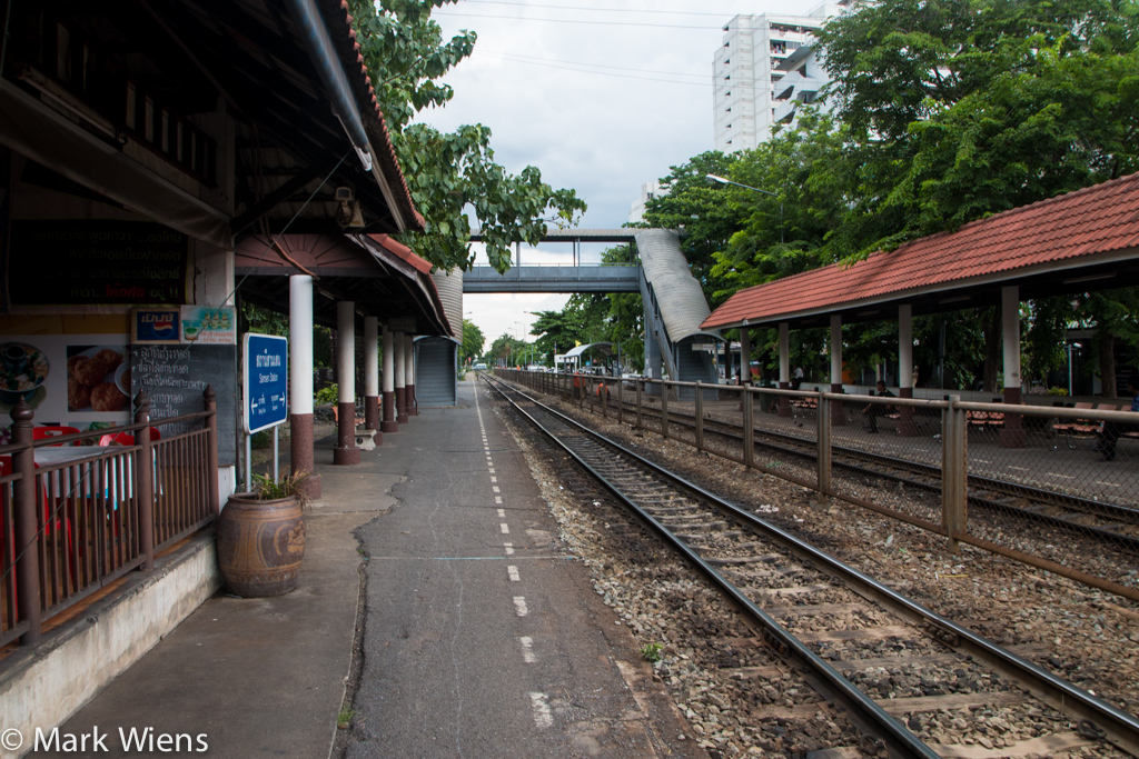 Sam Sen Railroad station