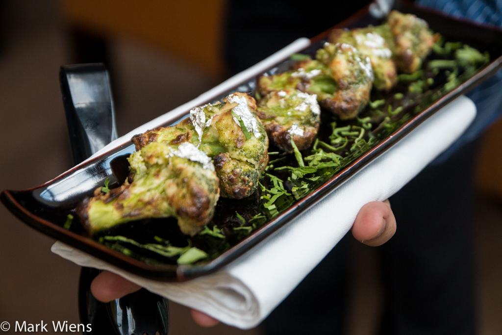 Tandoori malai broccoli