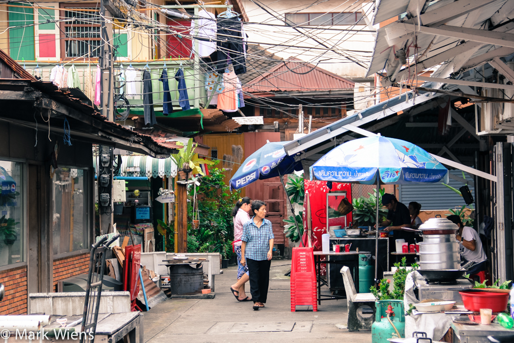 nang leong market 1 X2 Nang Loeng Market   Food and History You Should Experience in Bangkok