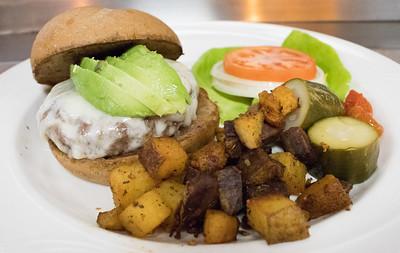 Sandwich: Island Grass Fed Burger