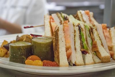 Sandwich: Club House