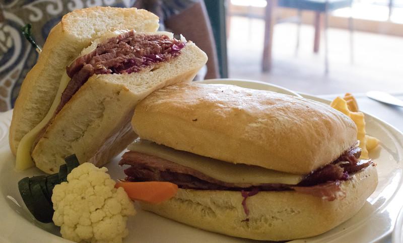 220 Corned Beef Sandwich