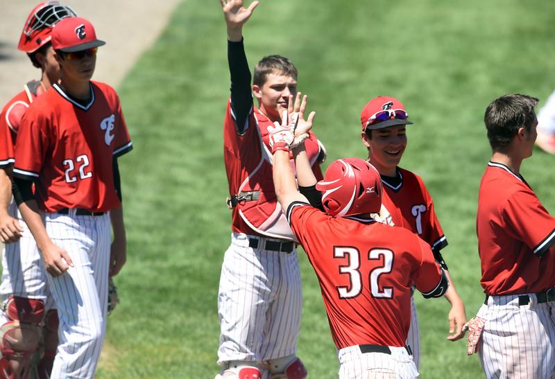 Eaton and Peak to Peak Baseball Playoffs