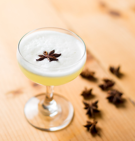 Star anise cocktail
