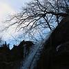 cascade des Mathieux, Bugarach, Aude