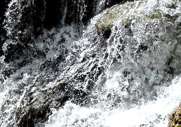 Cascade des Mathieux, Bugarach