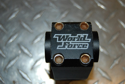 """Worldforce 1 and 1/8"""" with 25.4 bar size. 50mm reach $5"""