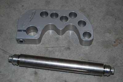 Hope Disc Brake facing tool - High end cutting tool for making sure your disc brake mounts are flat and true $75.00