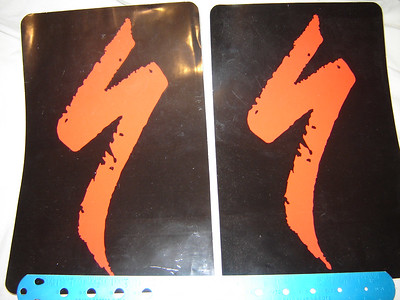 Large dual sided Specialized door stickers $6.00 each 2 available