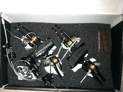 TRP EURO X Brake Set.