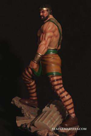 Bowen Designs Hercules Statue