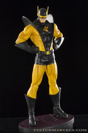 Bowen Designs Yellowjacket Statue