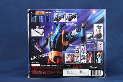 Soul of Chogokin Getter Liger GX-19