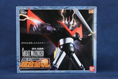 Soul of Chogokin Great Mazinger GX-02R
