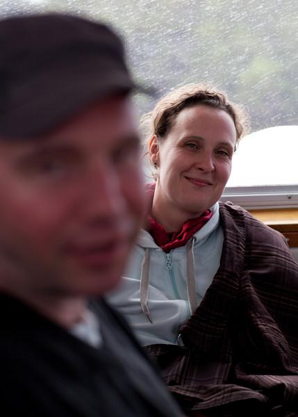Jan & Christiane Visit