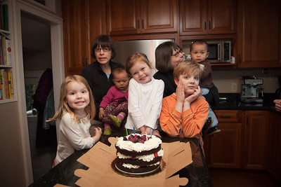 Christian, Amy & Eva's Birthday