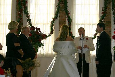 Brian & Heathers Wedding 03.05.04