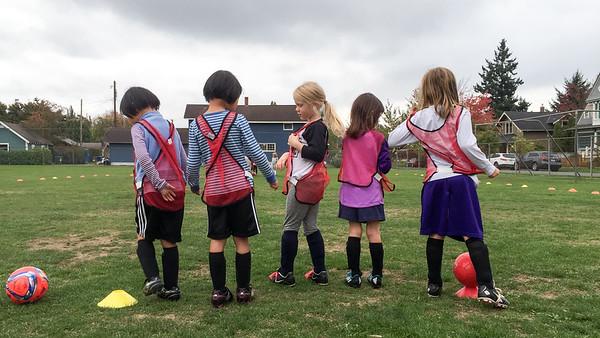 WCYSA Soccer Practice