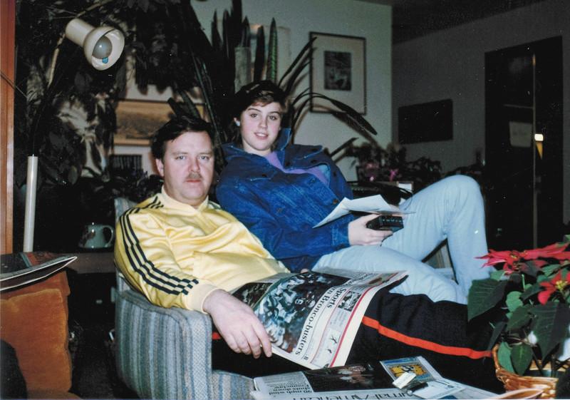 Dad & Chyleene