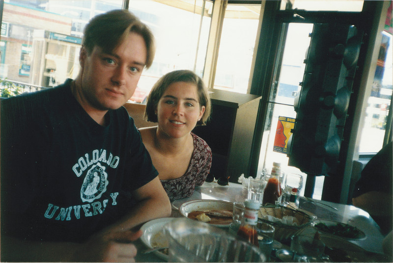 20090306 Lee & Chyleene at Cheerful 1